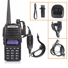 Baofeng UV-82 VHF/UHF Dual-Band CTCSS Ham Walkie Talkies UV82 Two-Way Radio
