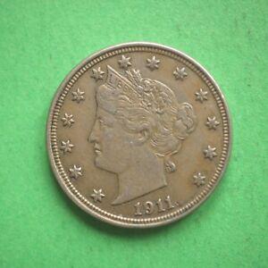 1911 USA Nickel SNo55284