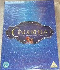 Cinderella Once Upon A Time in the West DVD Region 2 *New & sealed*