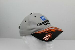 NWT Goodwrench Nascar #29 Winners Circle Adjustable Hat