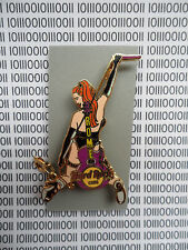 Hard Rock Cafe Rome - Sexy XxX Bondage / Chain - Limited Edition Series Girl Pin