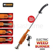 2000w Electric Weed Burner With 4 Nozzle Connector Wand Killer Remover Hot Air