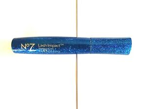 No7 Lash Impact WATERPROOF Mascara - Shade: BLACK 7ml
