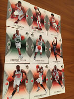 2006-07 SP Authentic Upper Deck Basketball Singles (You Pick Your Card) 1-90 BM