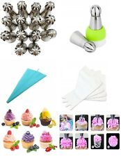 14 Sphere Ball Russian Icing Piping Tips Nozzles Cake Decor Pastry Baking Tools