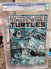 Teenage Mutant Ninja Turtles #3 CGC 9.6 1st Print TMNT Mirage Studios
