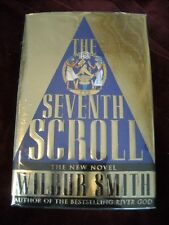 Wilbur Smith - THE SEVENTH SCROLL - 1st