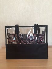 MARY KAY COSMETIC ORGANIZER BAG 2 in 1 SET, LOVE series, LIMITED EDITION!!!