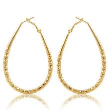 New Fashion Noble Women Ear U Hoop Huggie Earrings Jewelry Gift