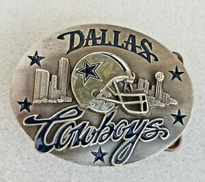 Dallas Cowboys Belt Buckle Limited Edition 1999 Numbered Official NFL