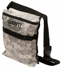 Garrett Canvas Camo Finds Recovery Pouch Bag Diggers Pouch 1612900 for Detecting