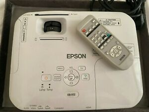 Projector Epson EB-X12 23 Hours Lamp