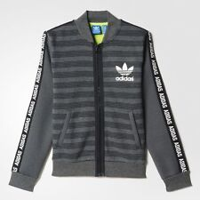Bn~Adidas GERMANY Track Top jersey-sweat shirt Jacket soccer firebird~Women sz S