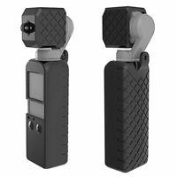 Silicon Protector Case Cover + Camera Cap For DJI OSMO POCKET