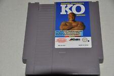 Nintendo NES Spiel Modul - KO Boxen Boxing - George Foreman