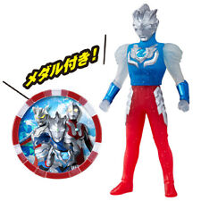 Ultraman Z Alpha Edge Special Color ver. Ultra Medal & Figure set Ultraman Zet