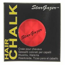 Stargazer Haarkreide UV HAIR CHALK neon red