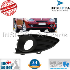 FRONT BUMPER FOG LIGHT GRILLE COVER LEFT FOR RENAULT FLUENCE 2010 ON 261521098L