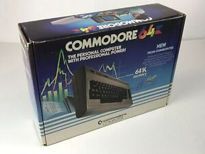 Commodore 64 - In original box - Near PERFECT CONDITION - Matching Numbers A++!!