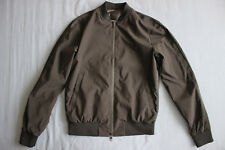 J Lindeberg Men's Black Jacket Coat Size M Medium Good Used Condition