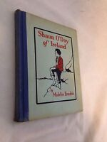 Shaun O'Day of Ireland by Madeline Brandeis 1929 Hardcover book-A. Flanagan Comp