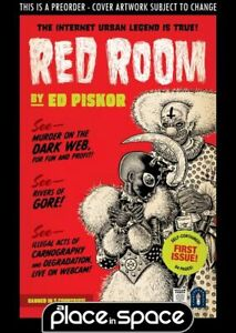 (WK20) RED ROOM #1 - PREORDER MAY 19TH