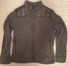 BMW Genuine Fleece Mens Jacket - Space Gray - Small