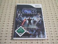 Star Wars The Force Unleashed für Nintendo Wii und Wii U *OVP*