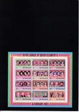 St. Vincent postfris 1977 MNH block 6 - Jubilee Queen Elisabeth II (XL008)