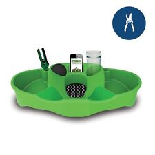 TrimStation Package Green Trim Bin Tray for Harvesting with Accessories