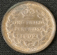 More details for gb third farthing 1902 (f1501)