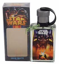 Star Wars 3.3/3.4oz. Edt Spray For Kids New In Box