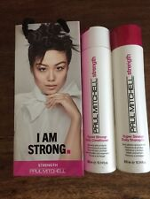 Paul Mitchell super puissant BONUS Sac inclus Shampoing & Revitalisant
