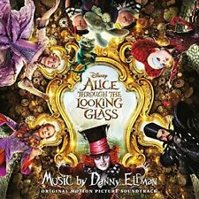 ALICE: THROUGH THE LOOKING ...-ALICE: THROUGH THE LOOKING GLASS / O.S.T. CD NEW
