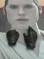 1/6 Hot Toys Star Wars The Force Awakens Rey MMS337 Hands (E)  *US Seller*