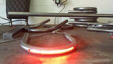 CX,CB,GS ,Cafe Racer,Scrambler Seat Frame Loop/Hoop with LED Brake Light carrier
