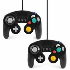 2 x Kabalo Wired Controller for Nintendo GameCube - Black