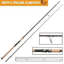 Savage Gear Trigger Custom Predator 258cm 100g Spinnrute, Hechtrute, Spinnangel