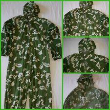 Russia Soviet KGB camo overall Birch Camouflage Uniform scout