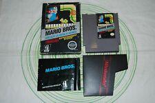 Mario Bros arcade classics Nintendo Nes Ntsc usa
