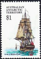 1980 AAT Australia Post - Design Set - Ships of the Antarctic - PART II - MNH