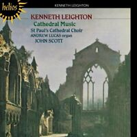 St Pauls Cathedral Choir - Leighton Sacred Choral Music [CD]