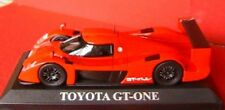 TOYOTA GT-ONE ROUGE IXO JAPAN RED COMPETITION 1/43 NEW ALTAYA ROT