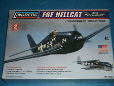 Lindberg Model Kits: F6F HELLCAT 1/72 Static Model Kit (WWII Air Power Series)