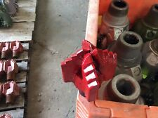5 1/8 4 Blade Chevron Carbide Drag Bit 2 3/8 Api Reg Pin new