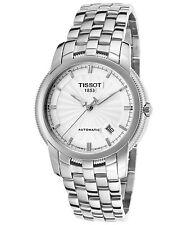 NEW 25 JEWEL AUTOMATIC TISSOT BALLADE III SAPPHIRE ANALOG WATCH T97.1.483.31