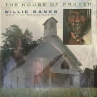 Willie Banks And The Messengers - The House Of (Vinyl LP - 1985 - US - Original)