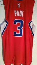 Adidas Swingman 2014-15 NBA Jersey Clippers Chris Paul Red sz XL
