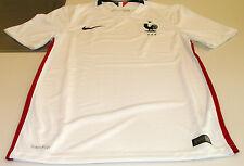 FIFA France 2015 Women's World Cup Soccer Away Men's Jersey SS XXL White