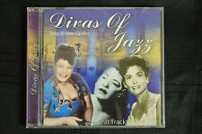 Divas of Jazz - sing 20 love songs inc Billie Holiday Ella Fitzgeral CD New (B16